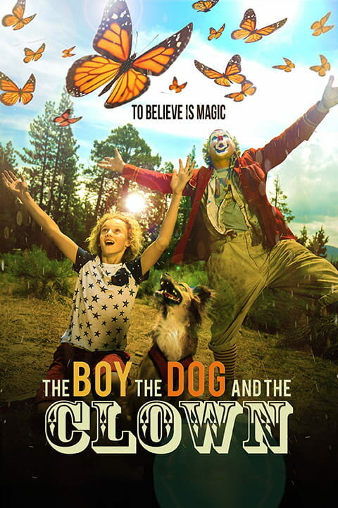 The Boy, the Dog and the Clown (2019) постер