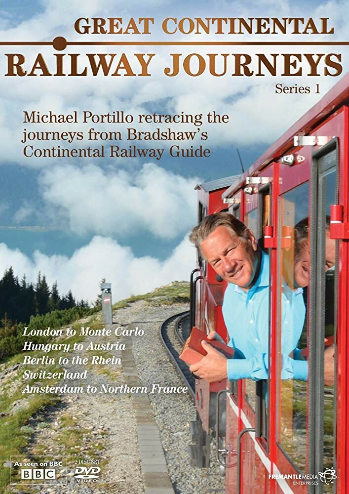 Great Continental Railway Journeys (2012) постер
